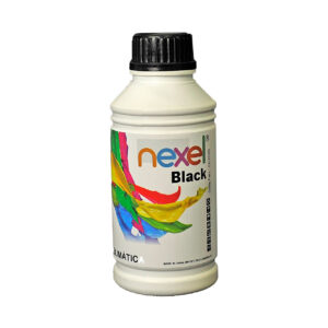 Tinta Corante Preta NEXEL UV 500ml