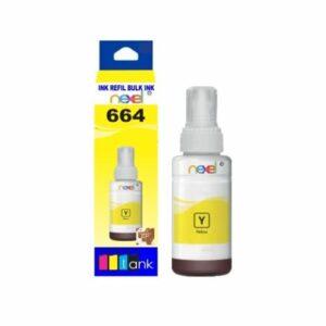 Tinta Nexel 664 amarela 100ml